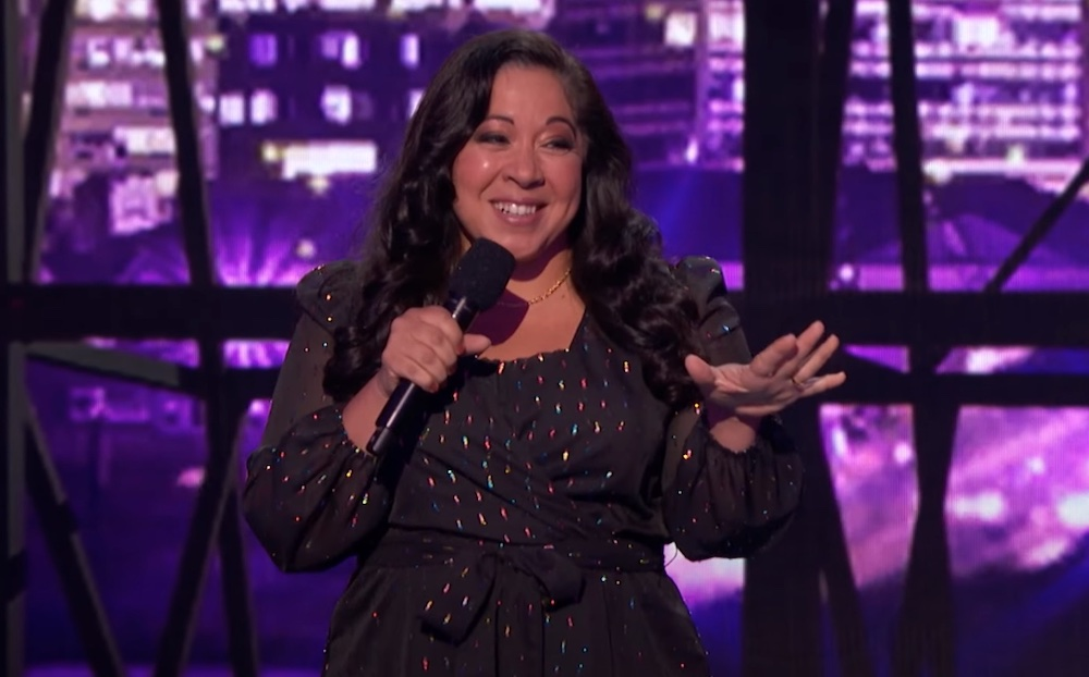 Gina Brillon's Performance on the Semifinals of America's Got Talent 2021