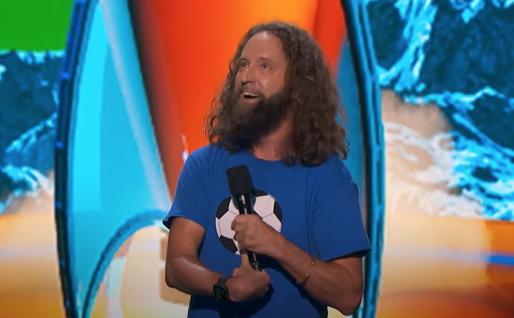 Josh Blue Performs on Semifinals Of America's Got Talent 2021